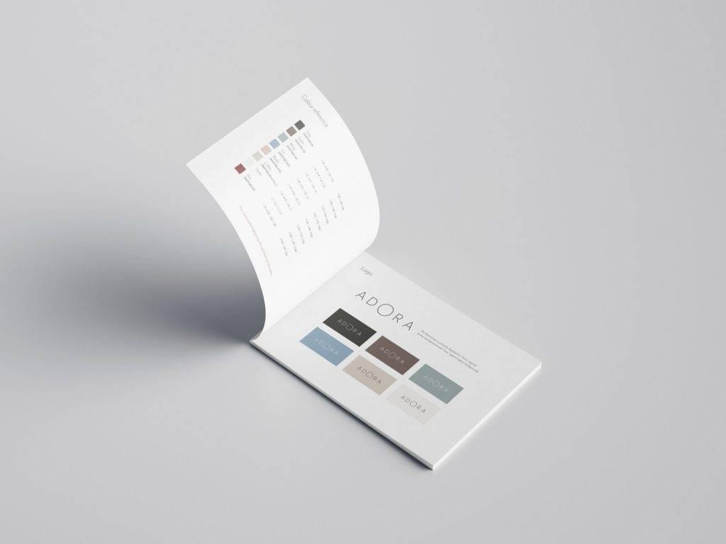 brand designer in Pembrokeshire